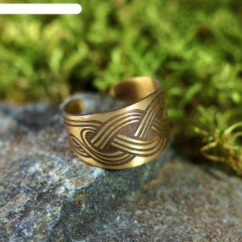кольца из бронзы