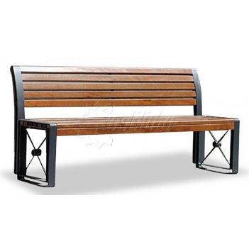 Скамейка стальная «софия» распродажа 1,8 м