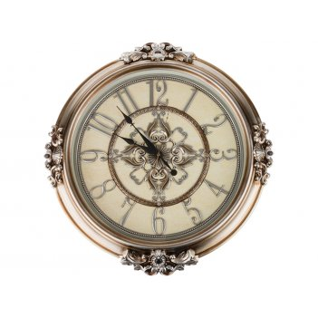 Часы настенные кварцевые 50*6,5*52 см. диаметр циф...