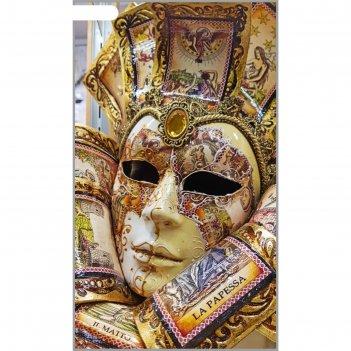 Алмазная мозаика «вольто» 35x60 см, 40 цветов