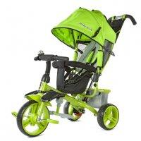 Велосипед 3кол. comfort -maxi, зел.