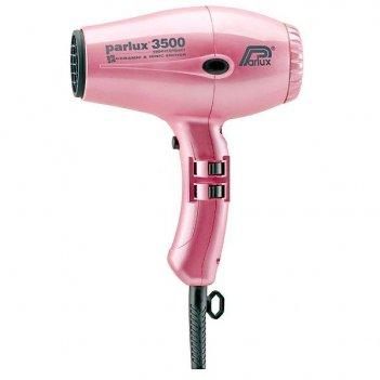 Фен 0901-3500 ion pink  parlux 3500 supercompact ceramic+ionic розовый, 20