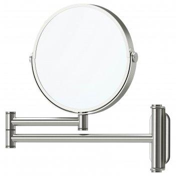 Зеркало брогрунд, 3х27 см, нержавеющая сталь
