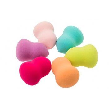 Спонж 0904560-00 каплеобразный для макияжа, цвет в ассортимете