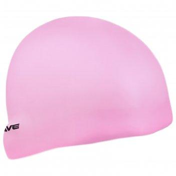 Силиконовая шапочка pastel m0535 04 0 11w pink