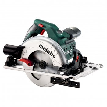 Пила циркулярная metabo ks 55 fs, 1200вт, 5600об/мин, диск 160х20 мм