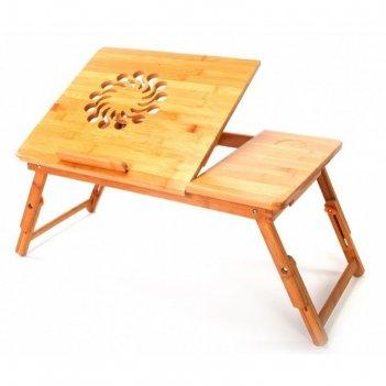 Столик-трансформер для ноутбука, планшета и завтрака в постели, 550 x 350