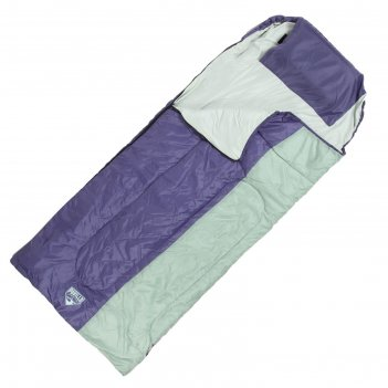Спальный мешок 300, 205х90 см, (t -14, +5 с), цвета микс