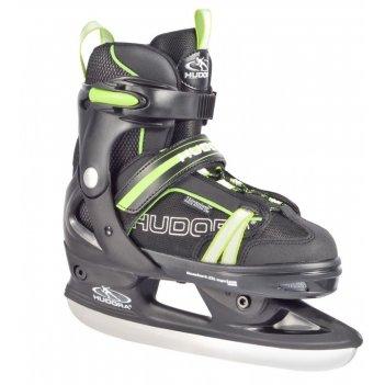 Ледовые коньки hudora rgo pink 37-40 (45270)
