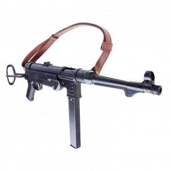 Макет пистолет-пулемета фольмер,9 мм, германия mp-40