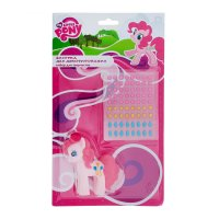 Набор для творчества my little pony фигурка пони для декорирования со стра