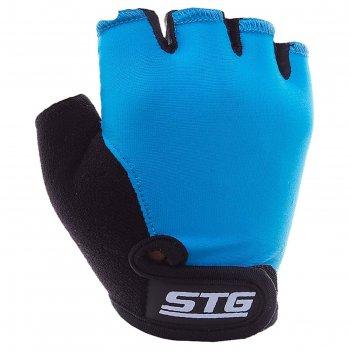 Перчатки stg детск.мод.819 с защитной прокладкой,застежка на липучке,разме