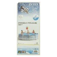 Бассейн каркасный prism frame set, 305х76 см, фильтр-насос 28702np intex