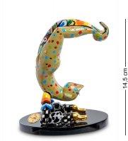 Tg-5211 статуэтка знак зодиака - скорпион (томас хоффман)