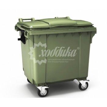 Евроконтейнер пластиковый 1100л