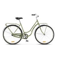Велосипед 28 stels navigator-320, v020, цвет зелёный, размер 19,5