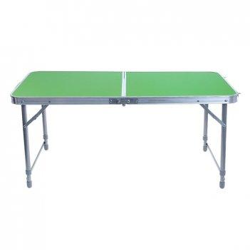 Стол складной (пластик) зеленый сст