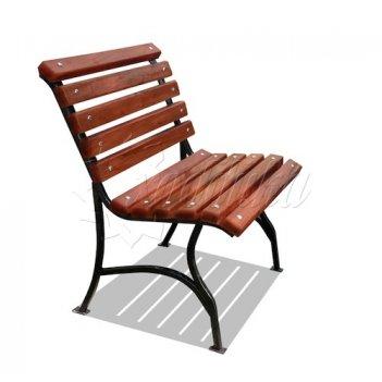 Кресло «элегант» без подлокотников 0,6 м