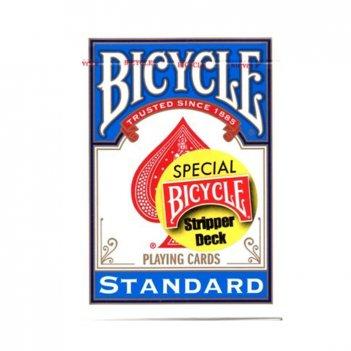 Конусная колода bicycle (синяя)