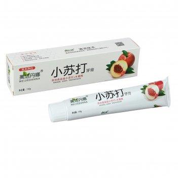 Зубная паста с экстрактом персика 110гр