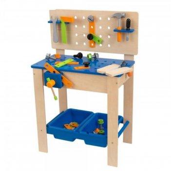 Игровой набор «верстак с инструментами»