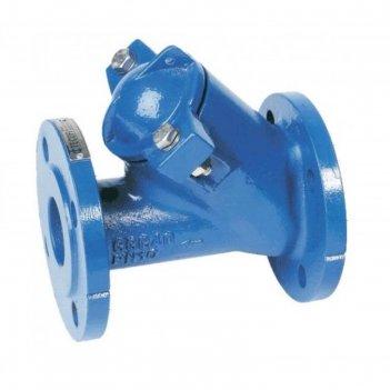 Клапан обратный tecofi cbl4240, шаровой, чугунный, pn10, dn40