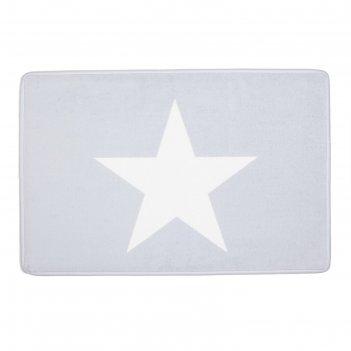 Коврик «звезда», 40x60 см