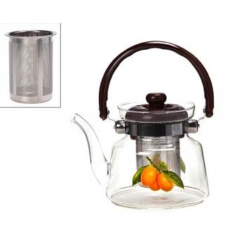 Заварочный чайник 800 мл. с фильтром