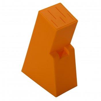 Подставка для ножей универ. 21х14х7 linia block