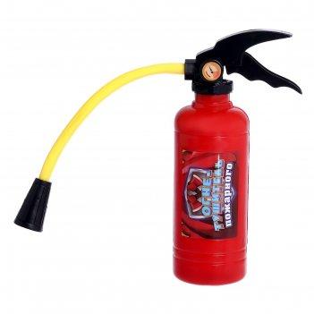 Водный пистолет огнетушитель, №sl-03378