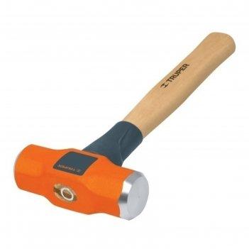 Молоток инженерный truper md-2.5m, 1.13 кг, деревянная ручка 30 см, антишо
