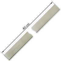 Держатель для навески, длина: 40 см, материал: нержавеющая с