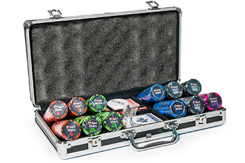 Poker-stars 300 - эксклюзивный набор для покера