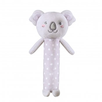 Развивающая игрушка-пищалка babyono «коала jules»