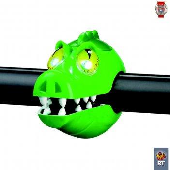 320240 фонарик crocodile light с брелком-фонариком