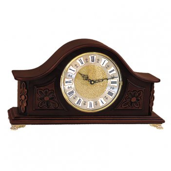 Настольные часы sars 0078-340 dark walnut