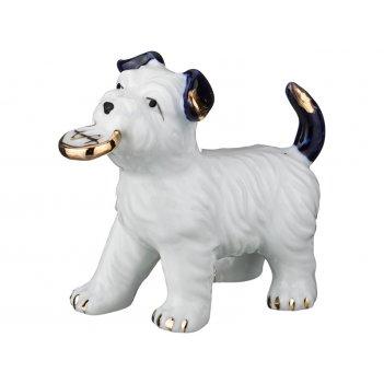 Фигурка собака 7*4*6 см.