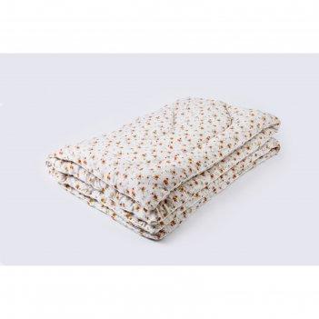Одеяло «файбер», размер 200х220 см. полиэстер