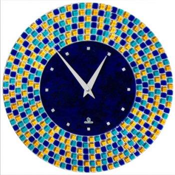 Часы  glass deco r-m8