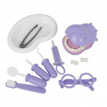 Игровой набор стоматолог у955