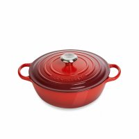 Казан la marmite, объем: 4 л, диаметр: 26 см, материал: чугун, цвет: красн