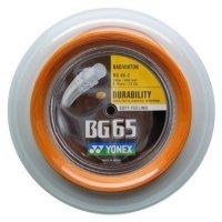 Струна для бадминтона yonex bg65 (200м в уп.) (orange)