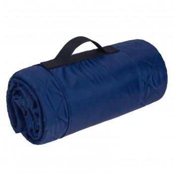Плед для пикника comfy, размер 115х140 см, цвет ярко-синий