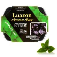 Ароматизатор под сиденье авто aroma box, аромат зеленый чай
