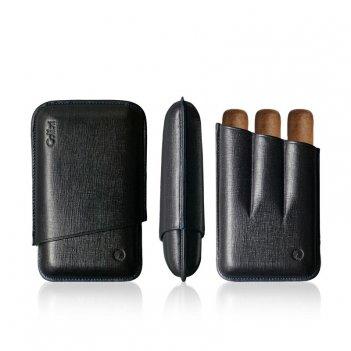 Чехол для сигар colibri 3 finger robusto c-10031cc