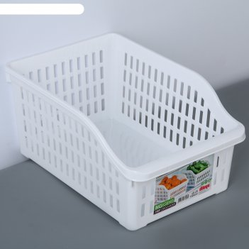 Корзинка для продуктов в холодильник 200*300*140