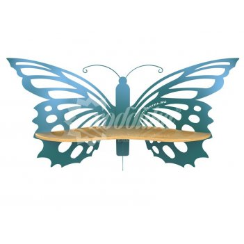 Скамейка «бабочка»