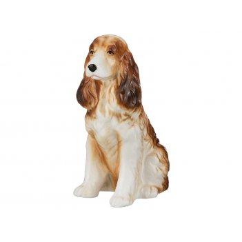 Фигурка собака высота=14 см.
