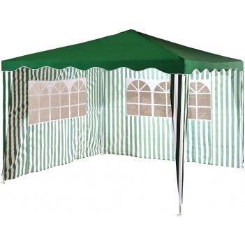 1023 green glade садовый тент шатер 3х3х2,5 м