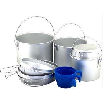 походные наборы посуды